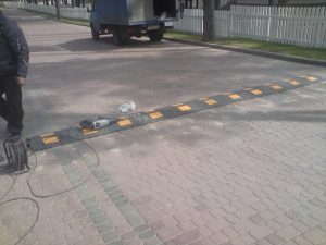 Лежачие полицеские в красноярске