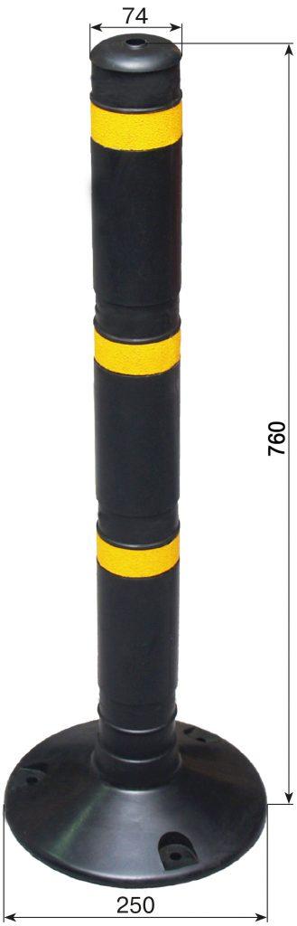 Парковочный столбик